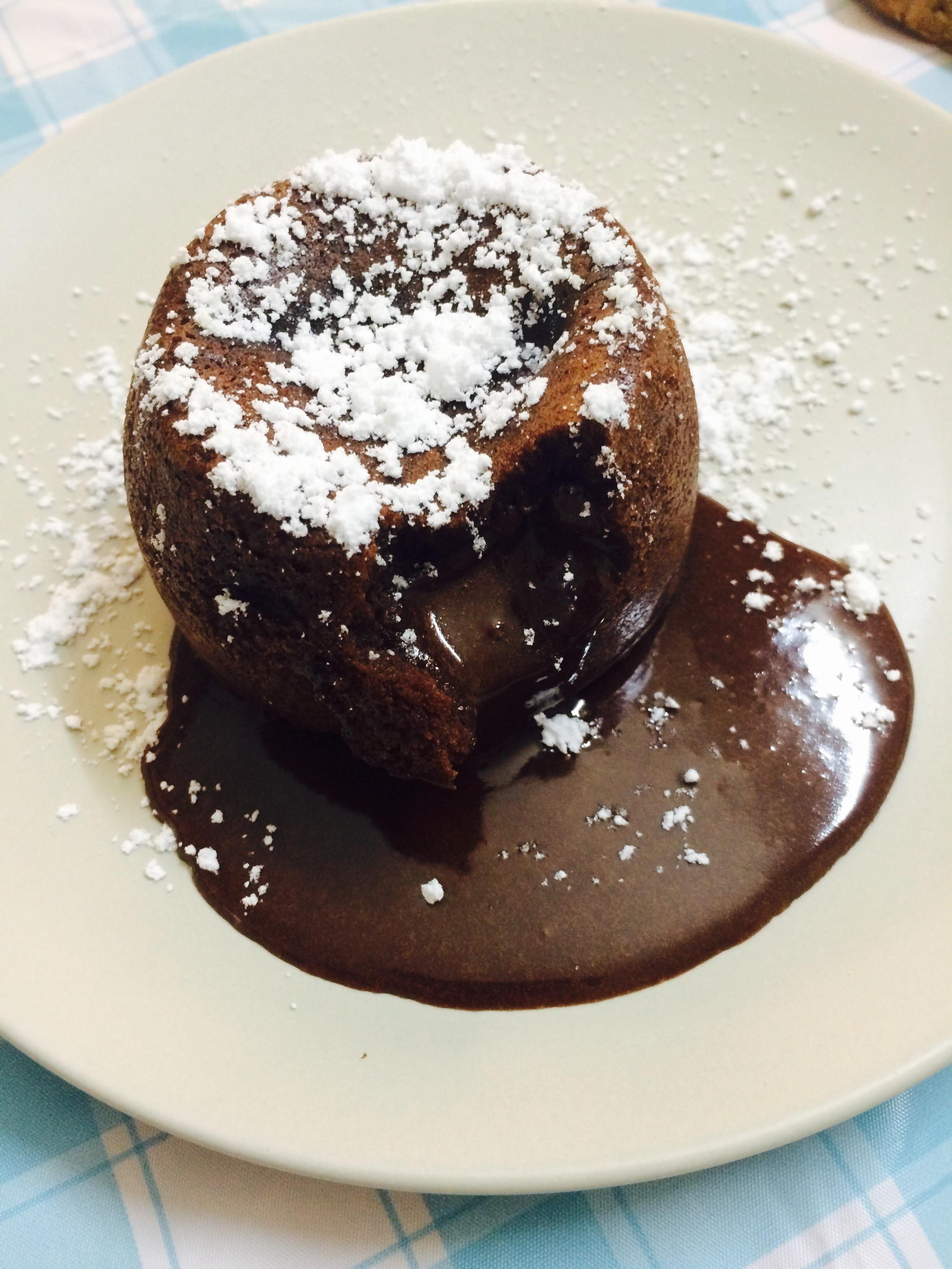 Easy Chocolate Lava Cake Recipe Singapore